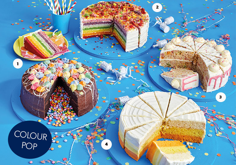 Pioneer Foodservice | Chefs Selections cakes