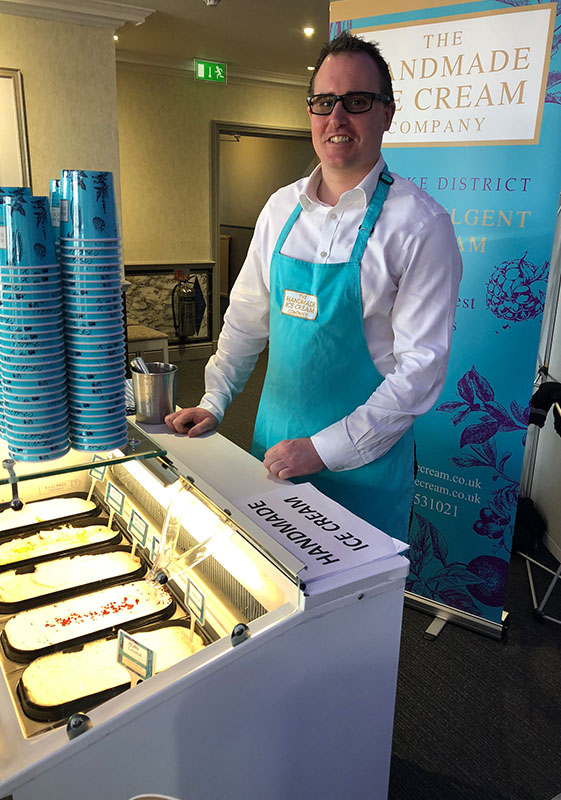 Pioneer Foodservice | The Handmade Ice Cream Co | Steven Darvill
