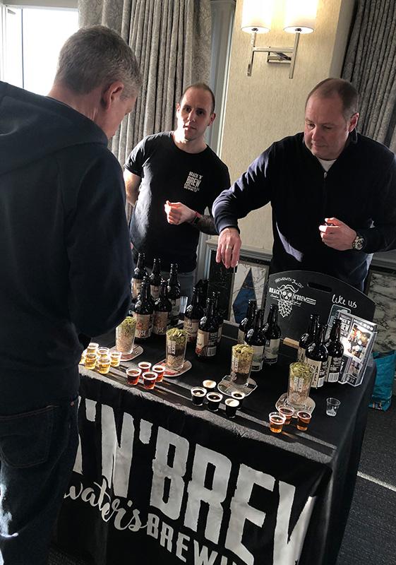 Pioneer Foodservice | Brack n Brew | Food show 2019