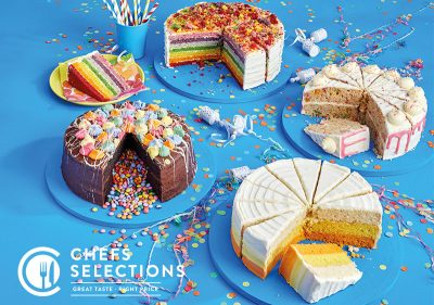 Pioneer Foodservice   chefs selections cakes