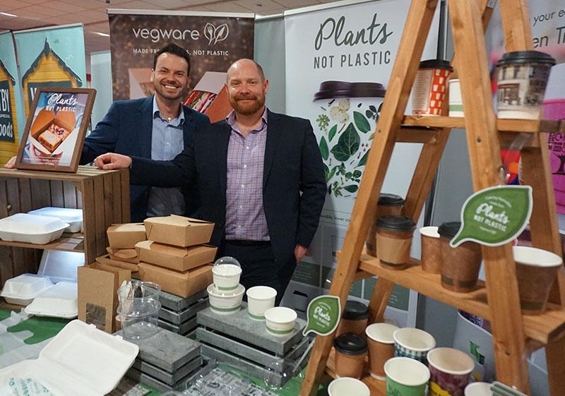 Pioneer Foodservice | Vegware | Food Show 2019