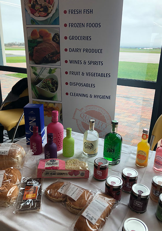 Pioneer Foodservice | Carlisle Lake District Airport | International Women's Day 2019 | Natwest | Carlisle, Cumbria
